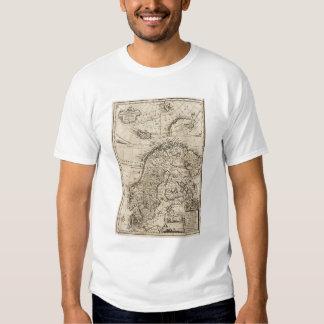 Escandinavia 4 camisas