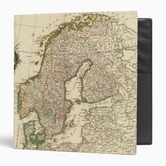 """Escandinavia Carpeta 1 1/2"""""""