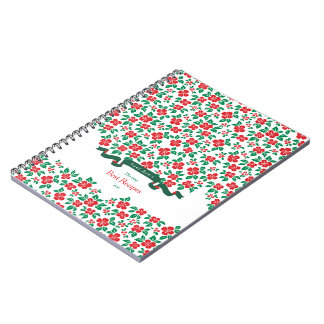 Escandinavo Eve Spiral Notebook