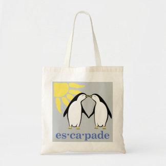 Escapade Logo Tote Bag