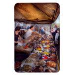 Escaparate - el mercado del té y de la especia del imán