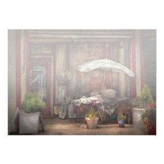 Escaparate - Frenchtown, NJ - el boutique Invitaciones Personales