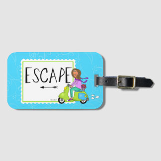 ESCAPE BAG TAG