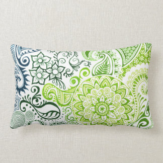 Escape By Sea Lumbar Pillow