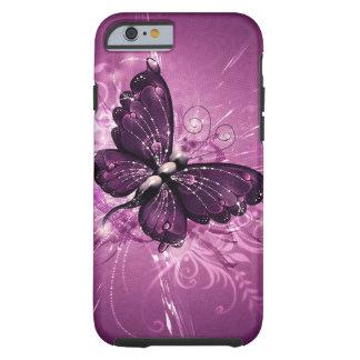 Escape de la mariposa funda para iPhone 6 tough