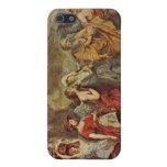 Escape de las porciones de Paul Rubens iPhone 5 Fundas