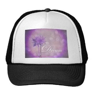 Escape Everyday Life and Dream in Lavender Purple Trucker Hat