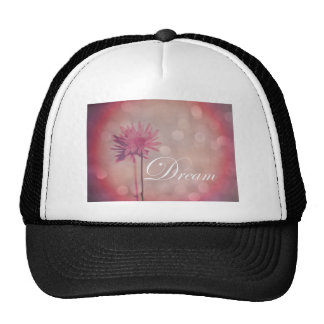 Escape Everyday Life And Dream In Pink Trucker Hat