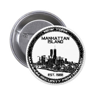 Escape From New York Buttons