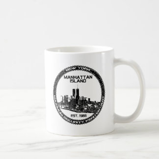 Escape From New York Coffee Mug