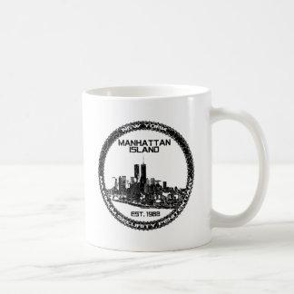 Escape From New York Classic White Coffee Mug
