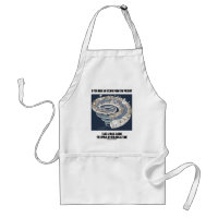 Escape From Present Walk Along Geological Time Adult Apron