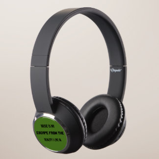 Escape from Reality Guys Headphones