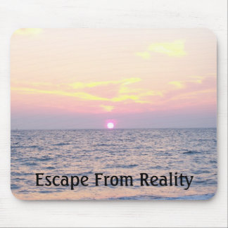 Escape From Reality Mouse Pad