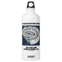 Escape From Walk Along Geological Time SIGG Traveler 1.0L Water Bottle