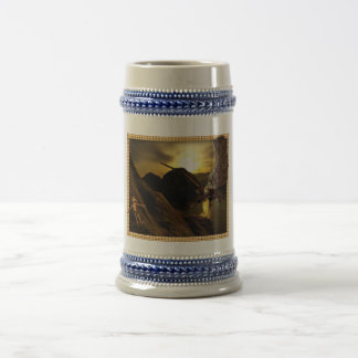 Escape From Your Reality 18 Oz Beer Stein