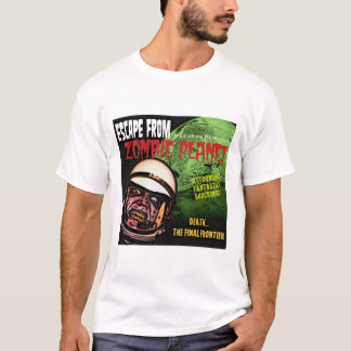 Escape From Zombie Planet T-Shirt
