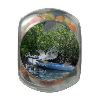 Escape Glass Jars