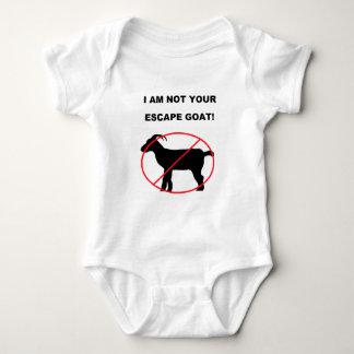 Escape Goat Baby Bodysuit