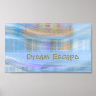 Escape ideal poster