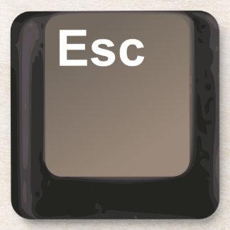 Escape Key / Button Coasters