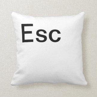 Escape Key Pillow