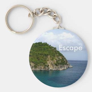 Escape Keychain