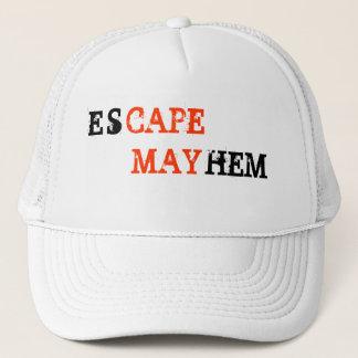 esCAPE MAYhem Cape May hat