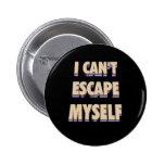 Escape mismo 3D Pins