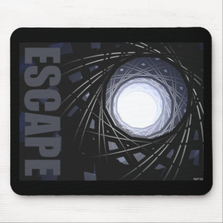 Escape Mouse Pad