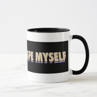 Escape Myself Mug 3D