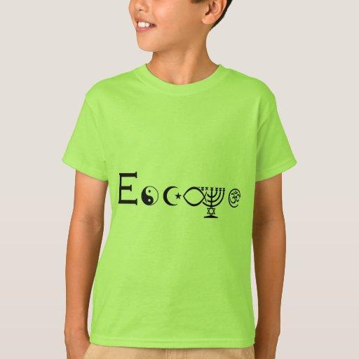 Escape - negro remeras