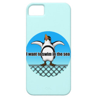 Escape penguin 3 iPhone SE/5/5s case