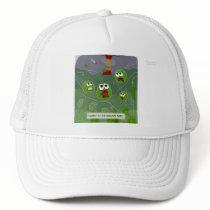 Escape Pod Peas Hat