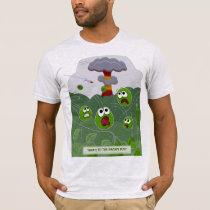 Escape Pod Peas T Shirt