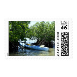 Escape Postage Stamps