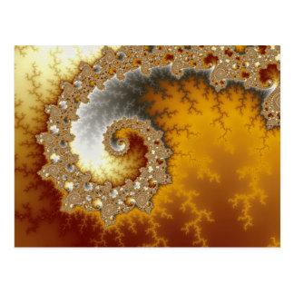 Escape - postal del fractal