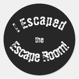 """""""Escape Room"""" Achievement Stickers"""