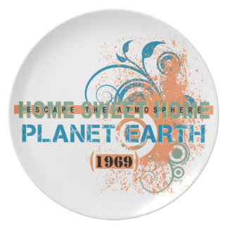 Escape The Atmosphere Plate