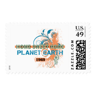Escape The Atmosphere Postage