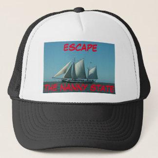 Escape The Nanny State Trucker Hat