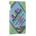 Escape to Alcatraz iPad Mini Cover