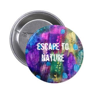 Escape to nature button