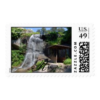 Escape to Richmond Stamp