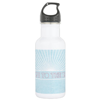 Escape To The Beach 18oz Water Bottle