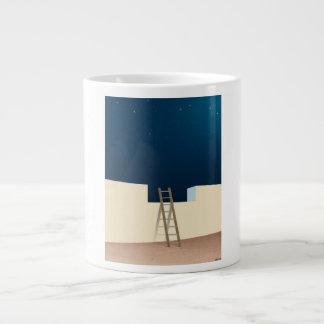 Escape To The Stars 20 Oz Large Ceramic Coffee Mug