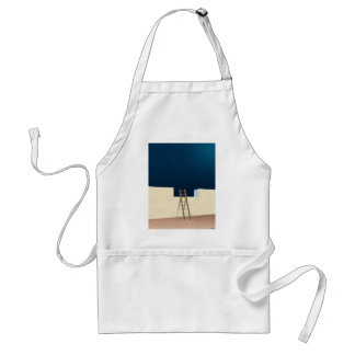 Escape To The Stars Adult Apron