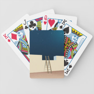 Escape To The Stars Bicycle Playing Cards