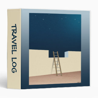 Escape To The Stars Binder