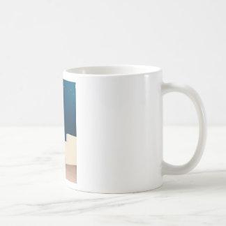 Escape To The Stars Classic White Coffee Mug